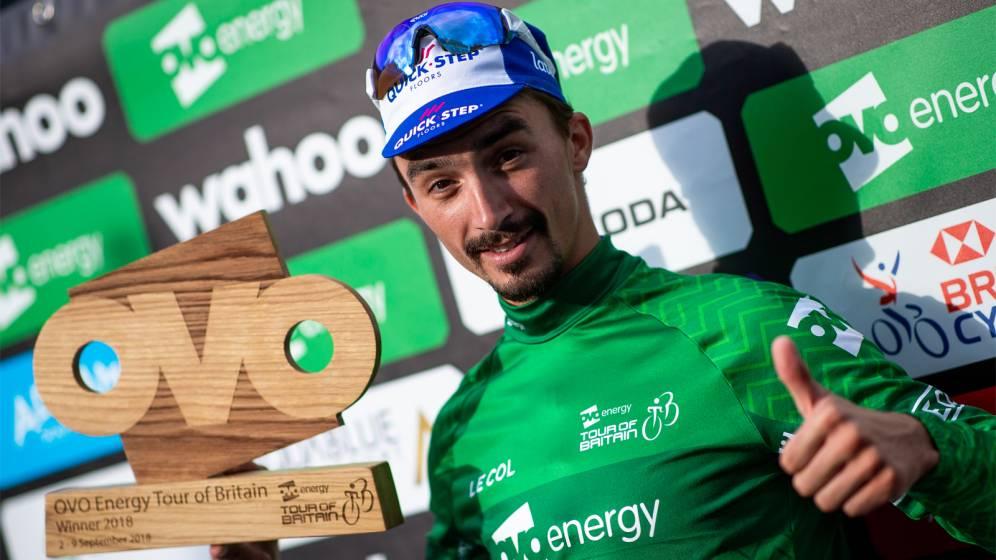 OVO Energy Tour of Britain prize money