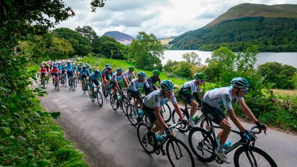 Tour of Britain sustainability