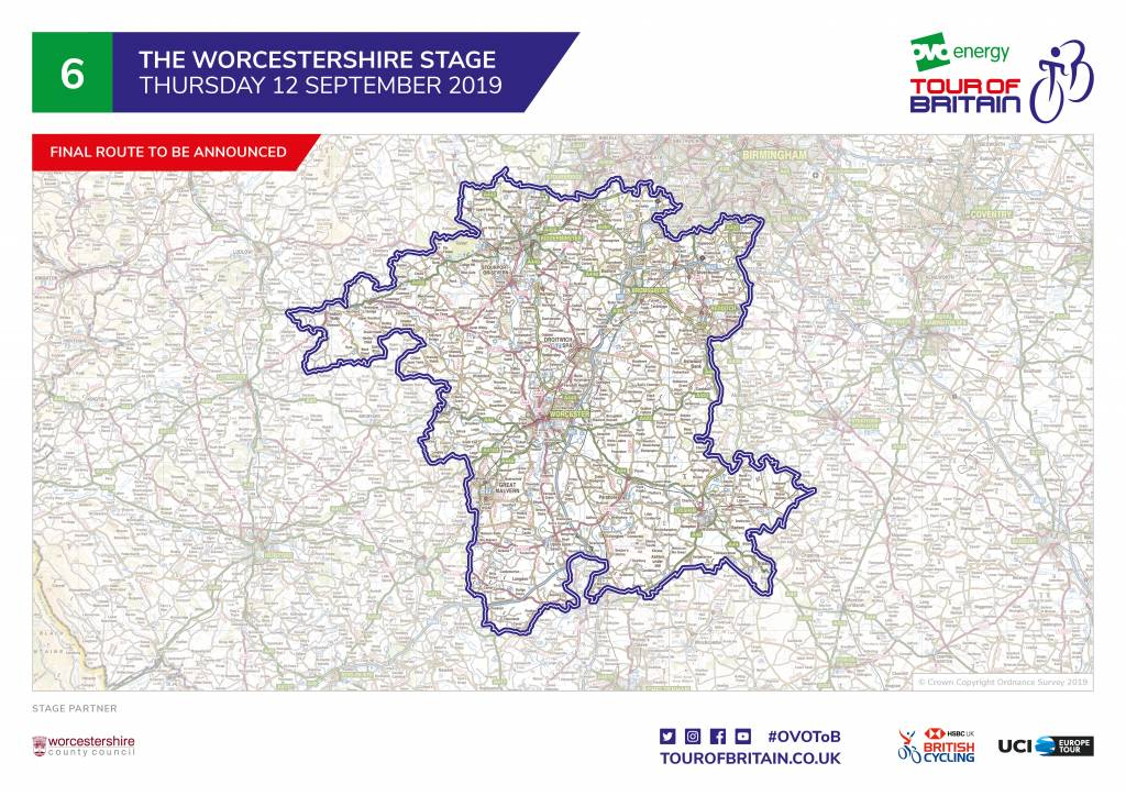 Tour of Britain stage six