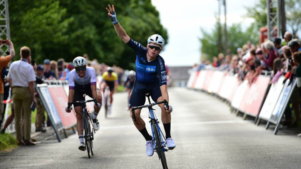 Rory Townsend Tour of Britain Team Qualification