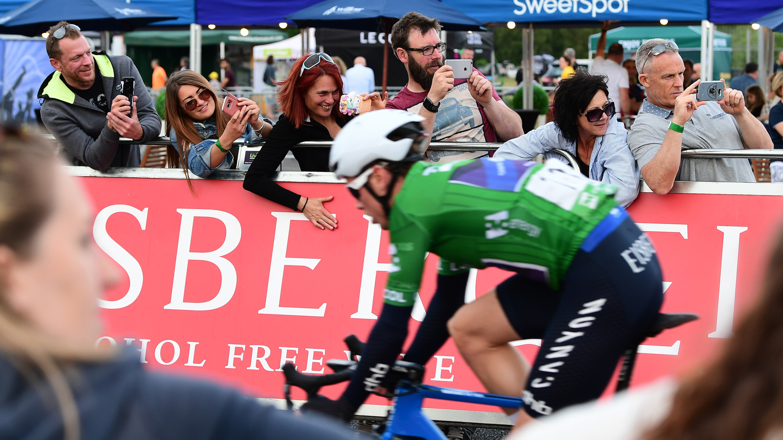 Tour of Britain VIP hospitality