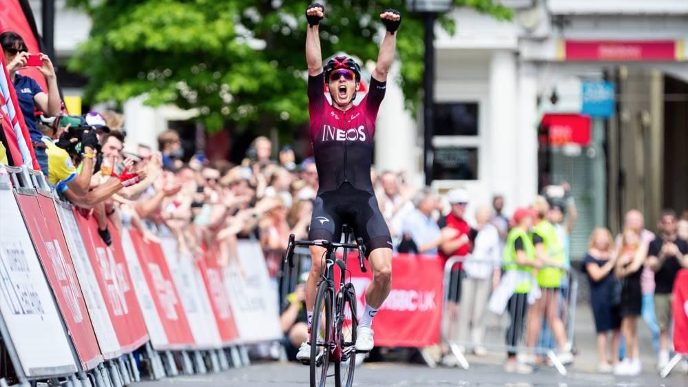 Team INEOS Tour of Britain