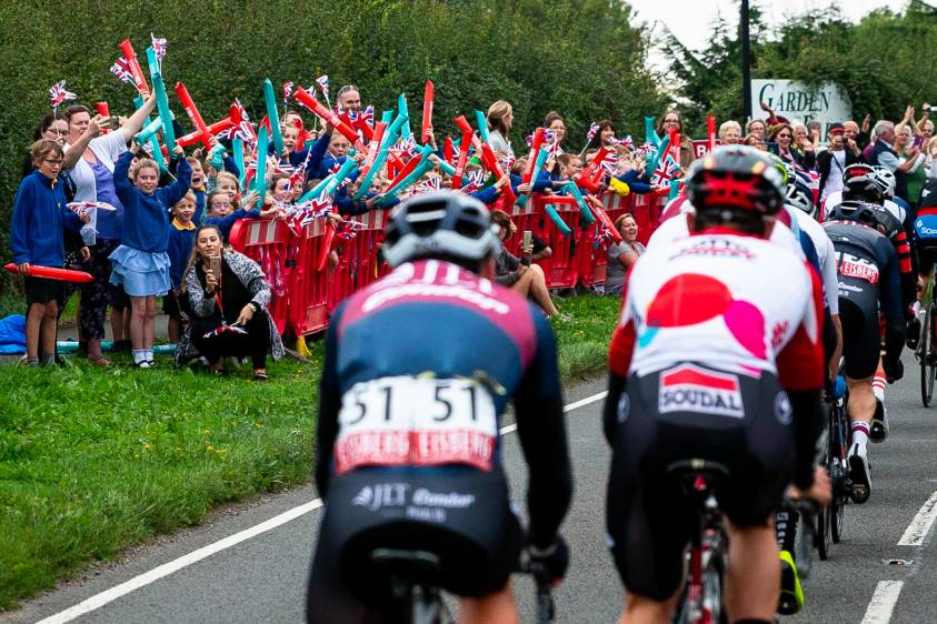Schools encouraged to get involved in OVO Energy Tour of Britain this September