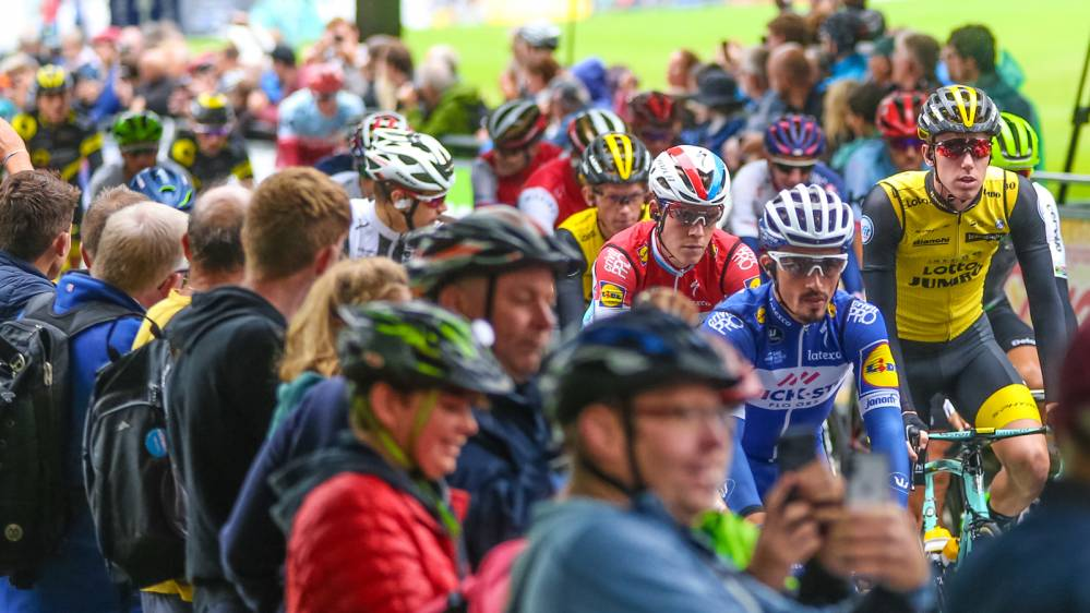 Tour of Britain time