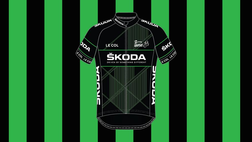 Tour of Britain jersey