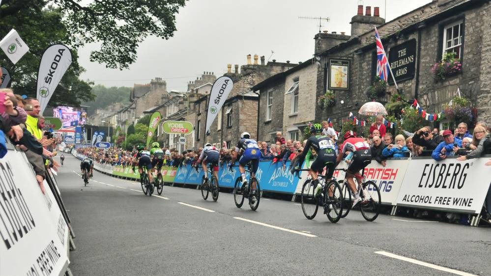 Kendal Tour of Britain