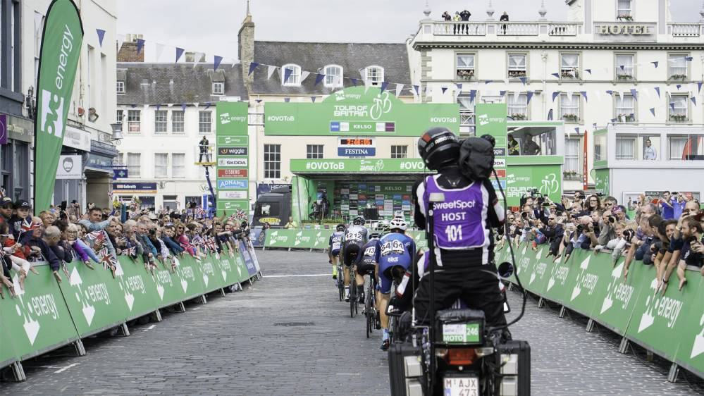 Kelso Tour of Britain