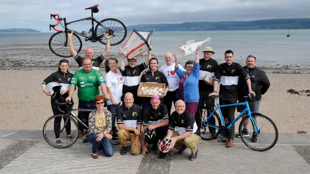 Tour of Britain Dumfries & Galloway