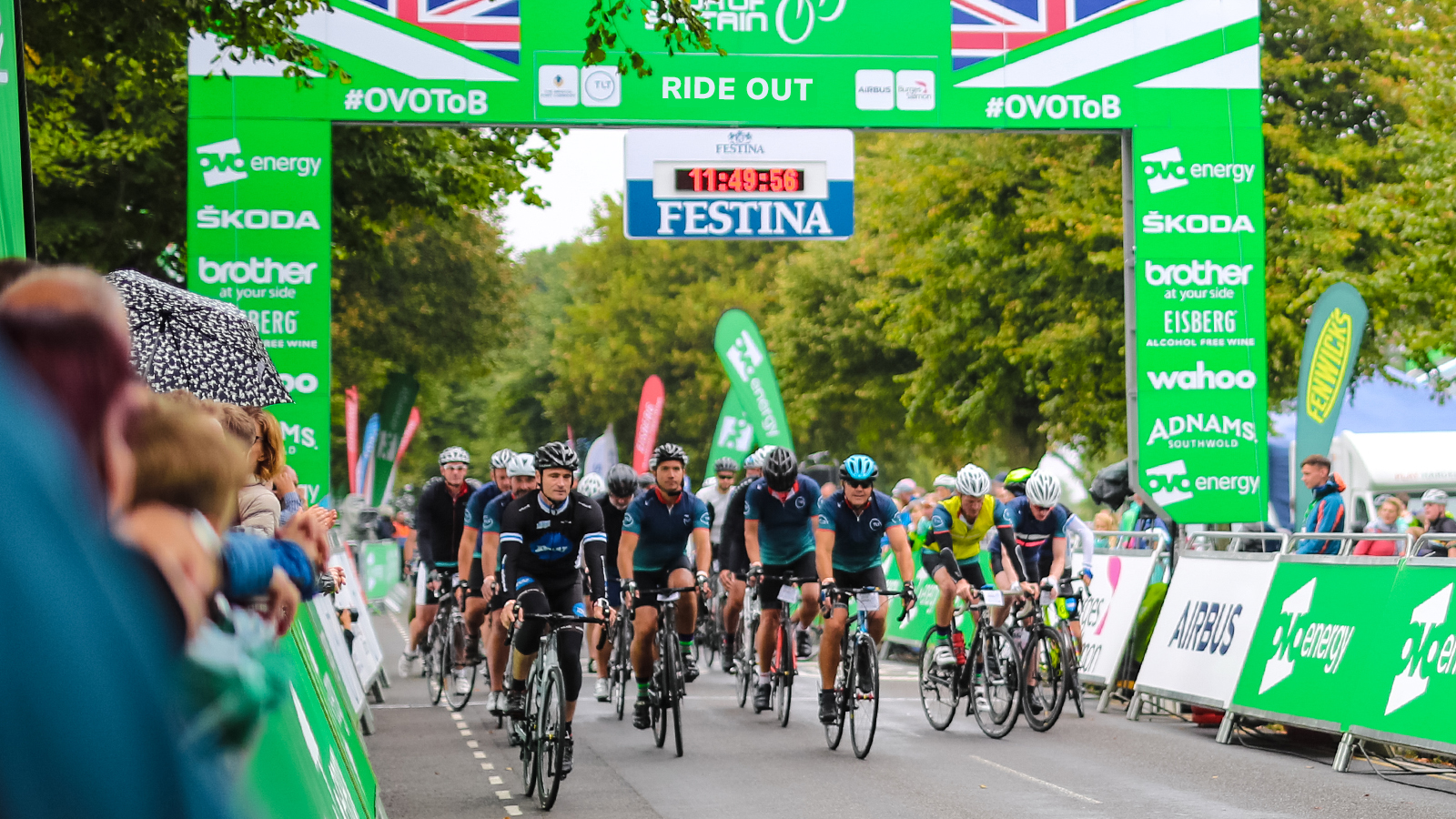Tour of Britain Ride Out