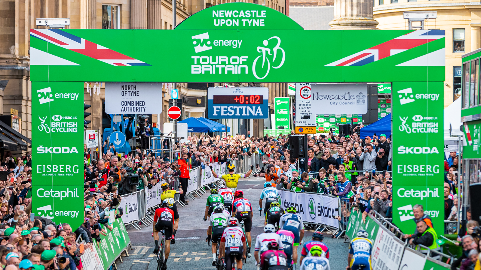 Win with the 2019 OVO Energy Tour of Britain spectator survey - OVO Energy Tour of Britain