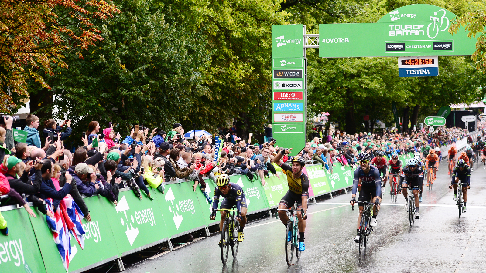 Dylan Groenewegen headlines list of former stage winners returning to the OVO Energy Tour of Britain - OVO Energy Tour of Britain