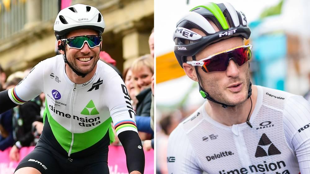 Mark Cavendish Tour of Britain