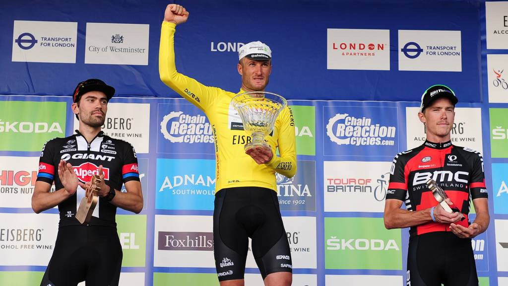 Tour of Britain Cummings Cavendish