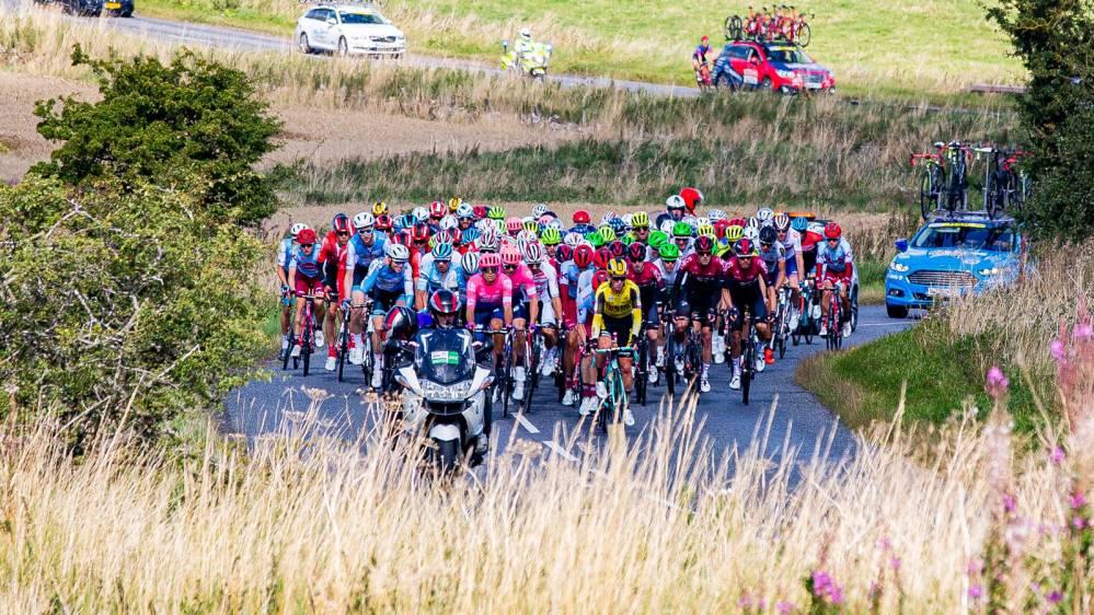 Tour of Britain stage three