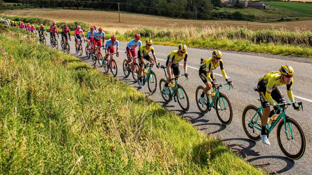 Tour of Britain Gateshead Kendal