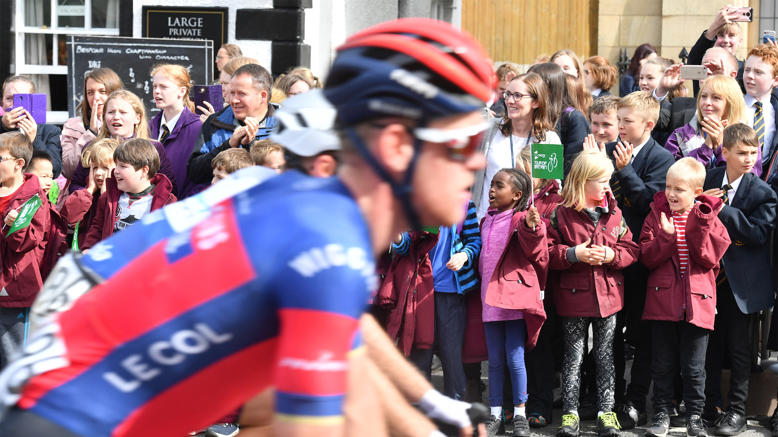 Stage five preview: The Wirral Stage - OVO Energy Tour of Britain