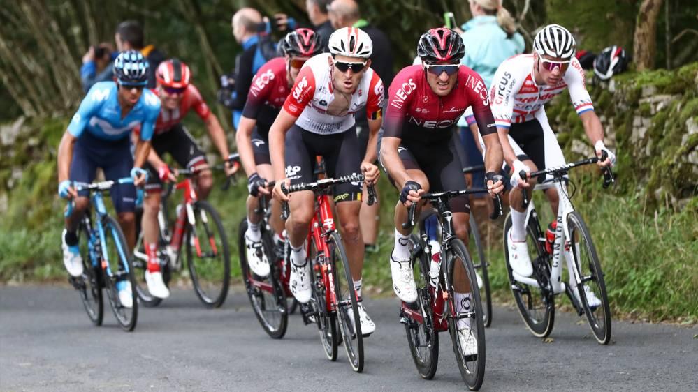 Tour of Britain live