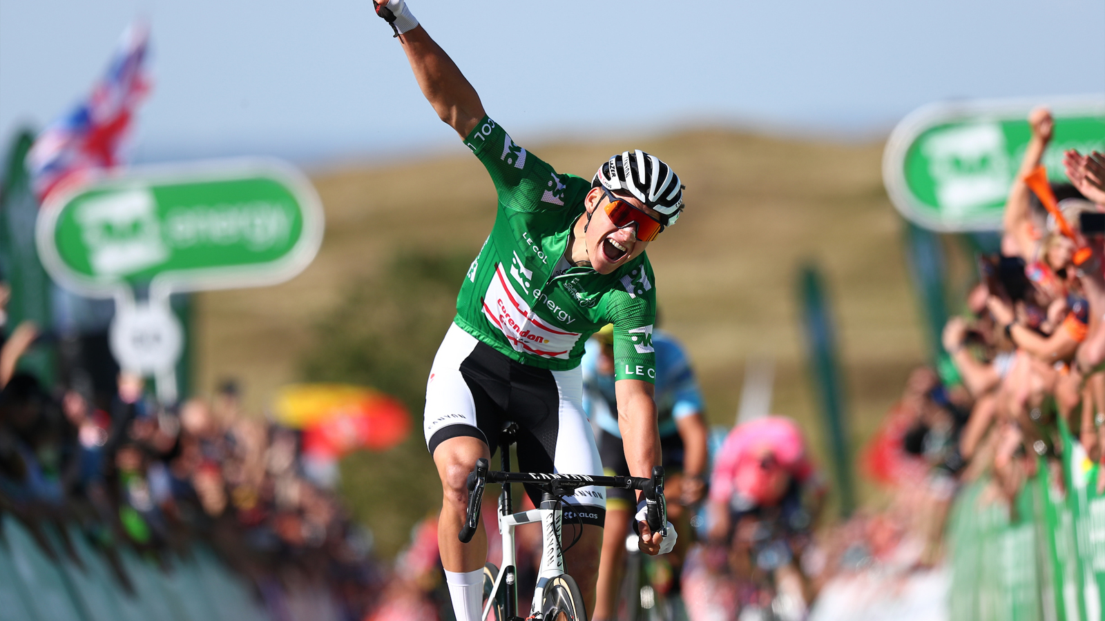 Mathieu van der Poel edges closer to OVO Energy Tour of Britain title with Warwickshire stage win - OVO Energy Tour of Britain
