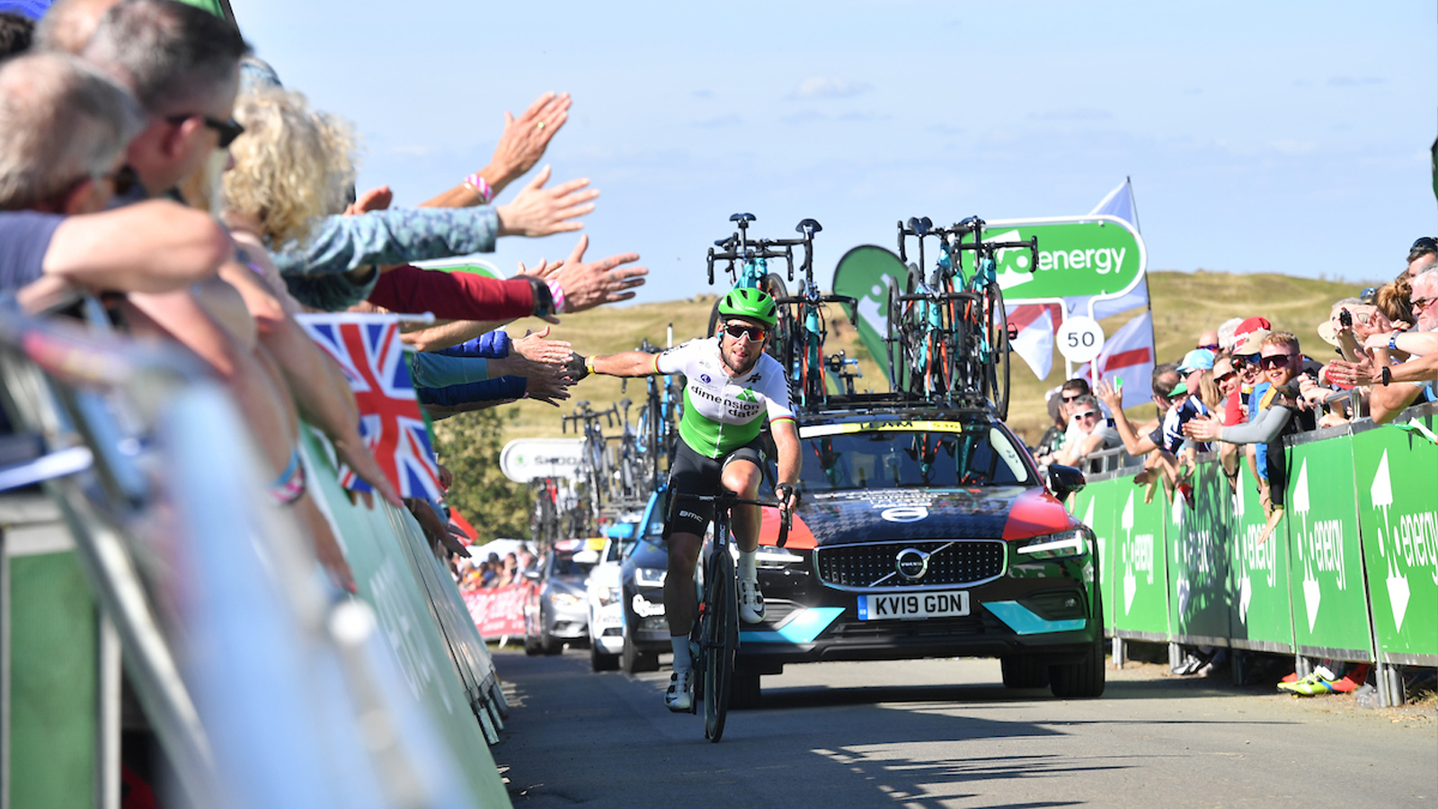 Stage eight preview: Altrincham to Manchester - OVO Energy Tour of Britain