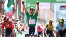 Mathieu van der Poel Tour of Britain