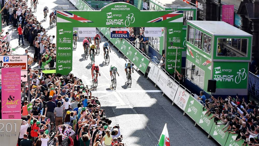 Tour of Britain growth