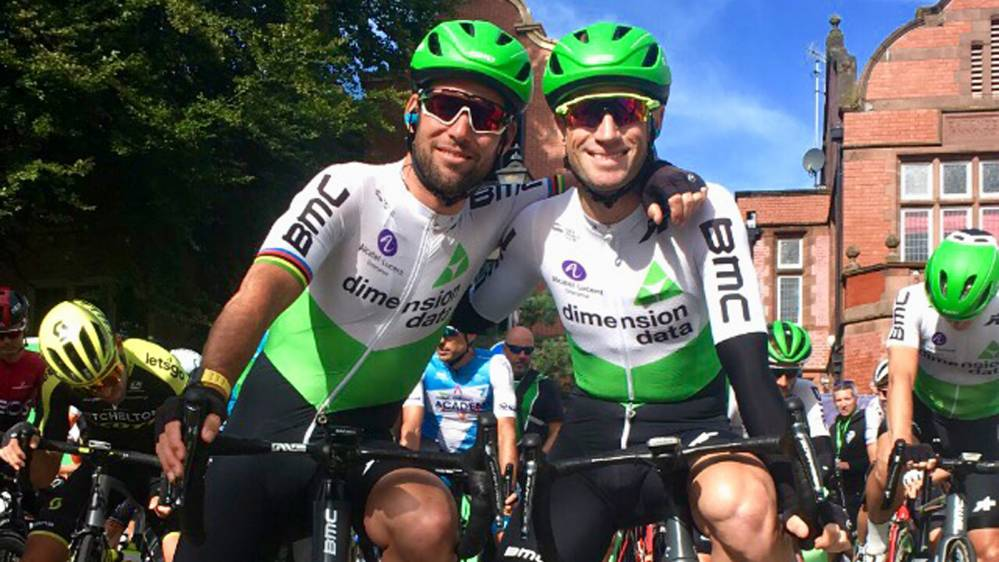 Mark Renshaw Tour of Britain