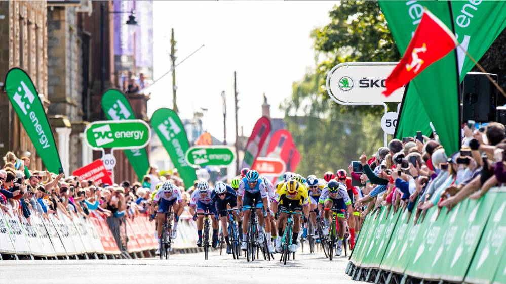Tour of Britain results
