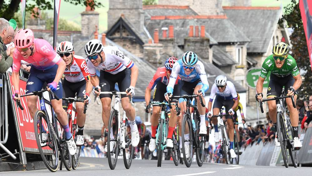 Cornwall Tour of Britain