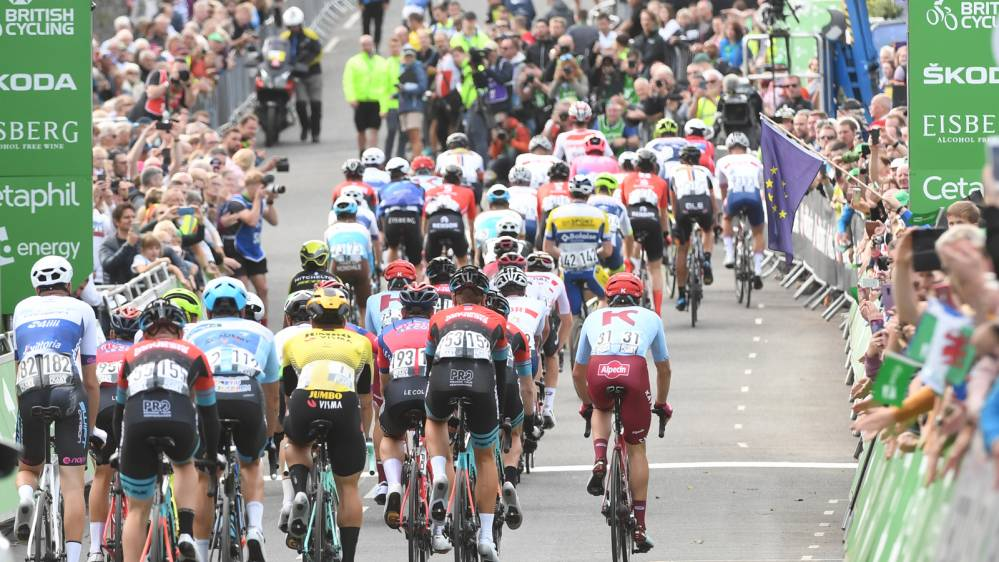 2021 Tour of Britain