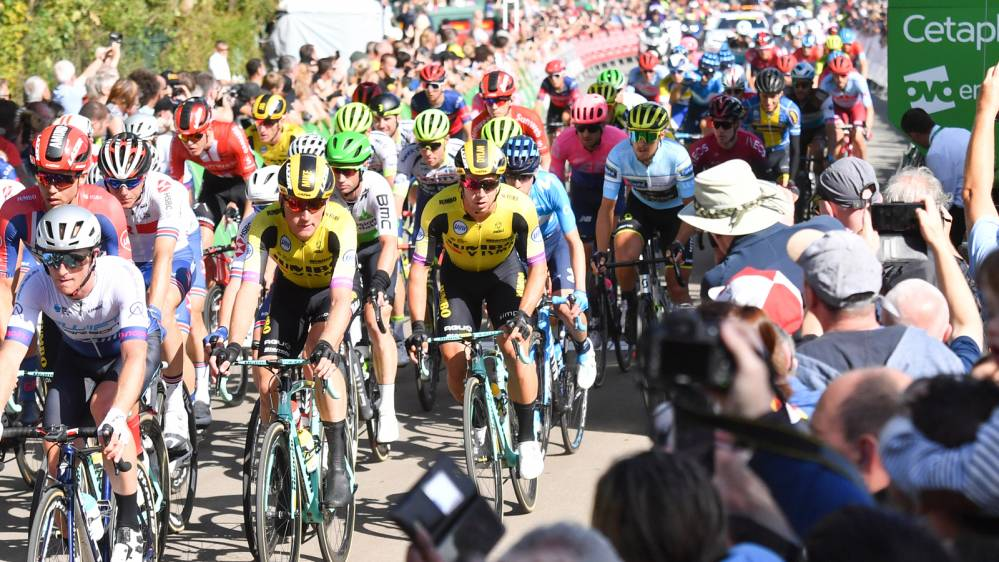 Tour of Britain Aberdeen