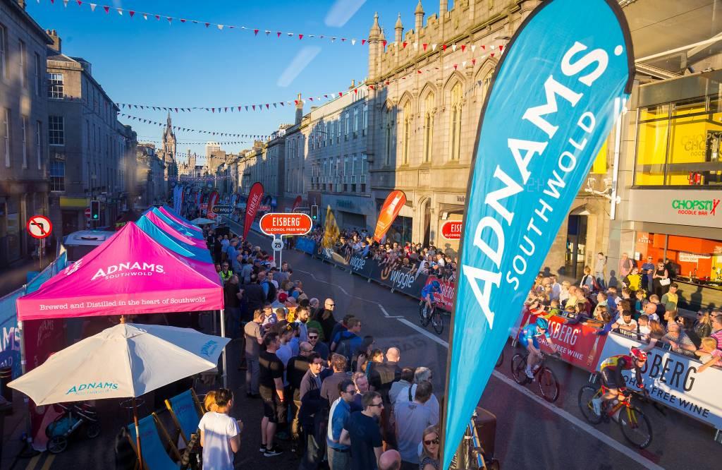 Tour Series Round 8, Aberdeen