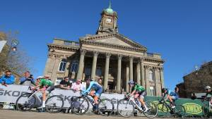 Tour Series Birkenhead Round Five