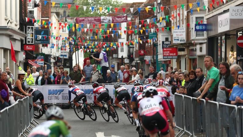 Tour Series Salisbury