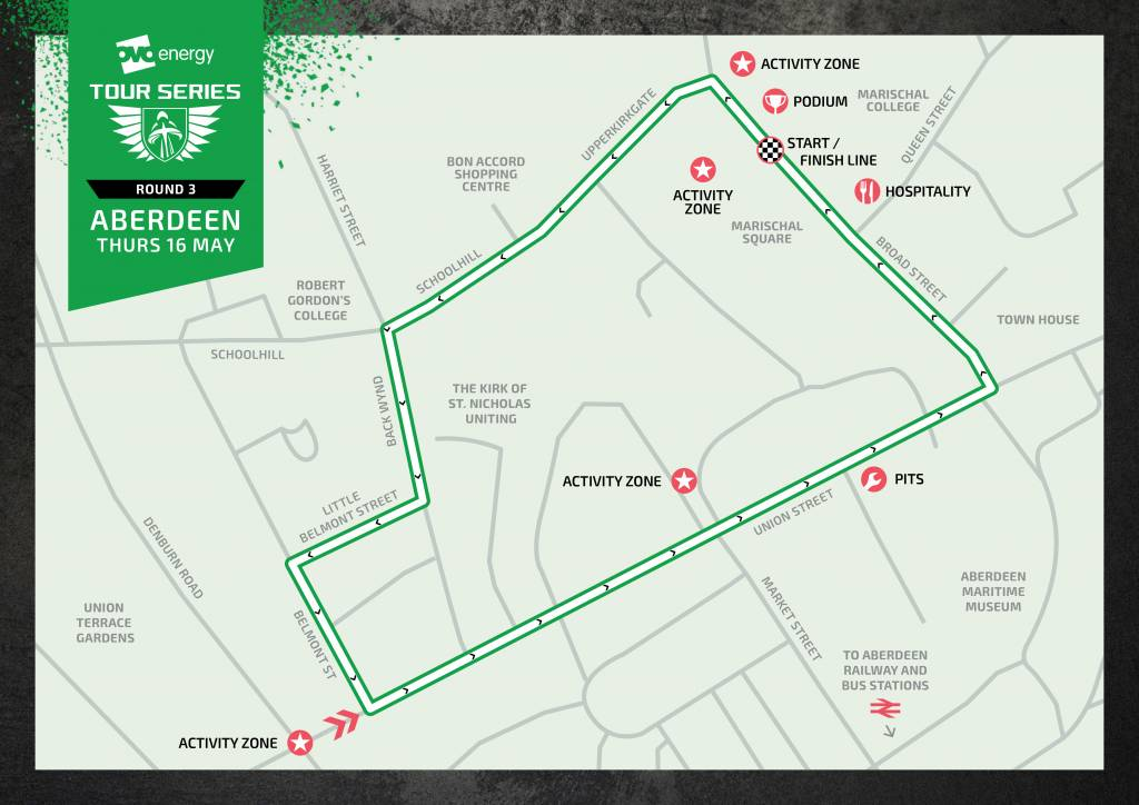 Aberdeen Tour Series