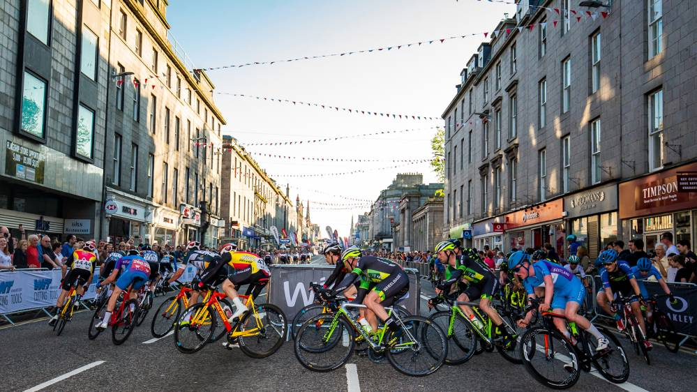 Aberdeen Tour Series circuit