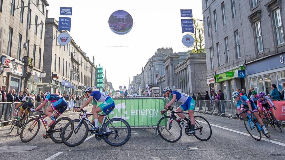 Aberdeen Tour Series spectator guide
