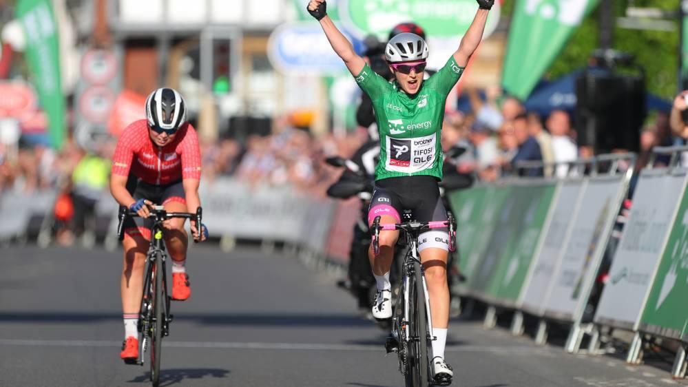 Tour Series Salisbury result