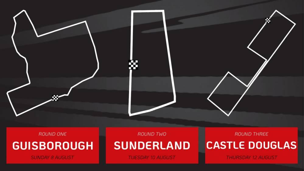Tour Series circuits