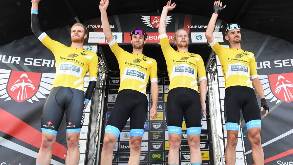 Tour Series Guisborough results