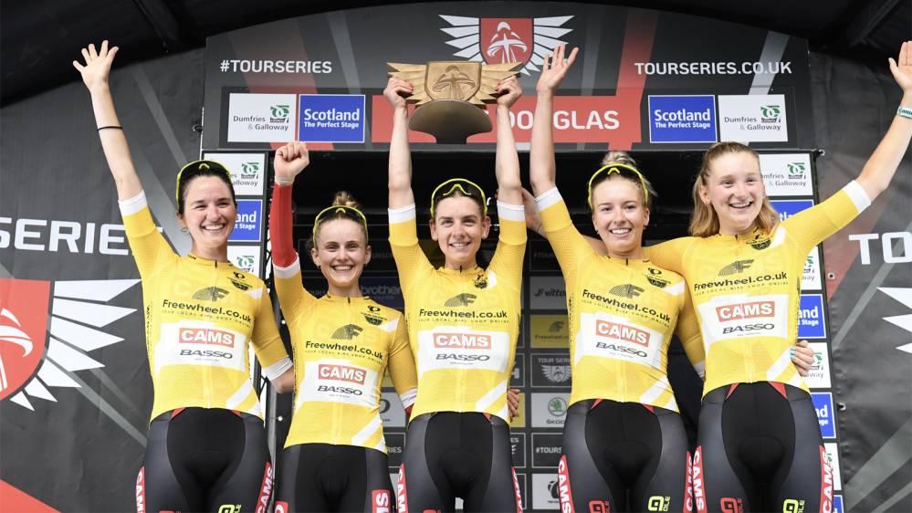 Tour Series Castle Douglas results
