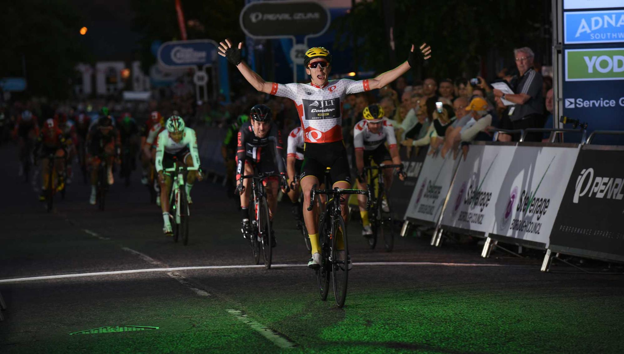 The Tour Series - Jon Mould