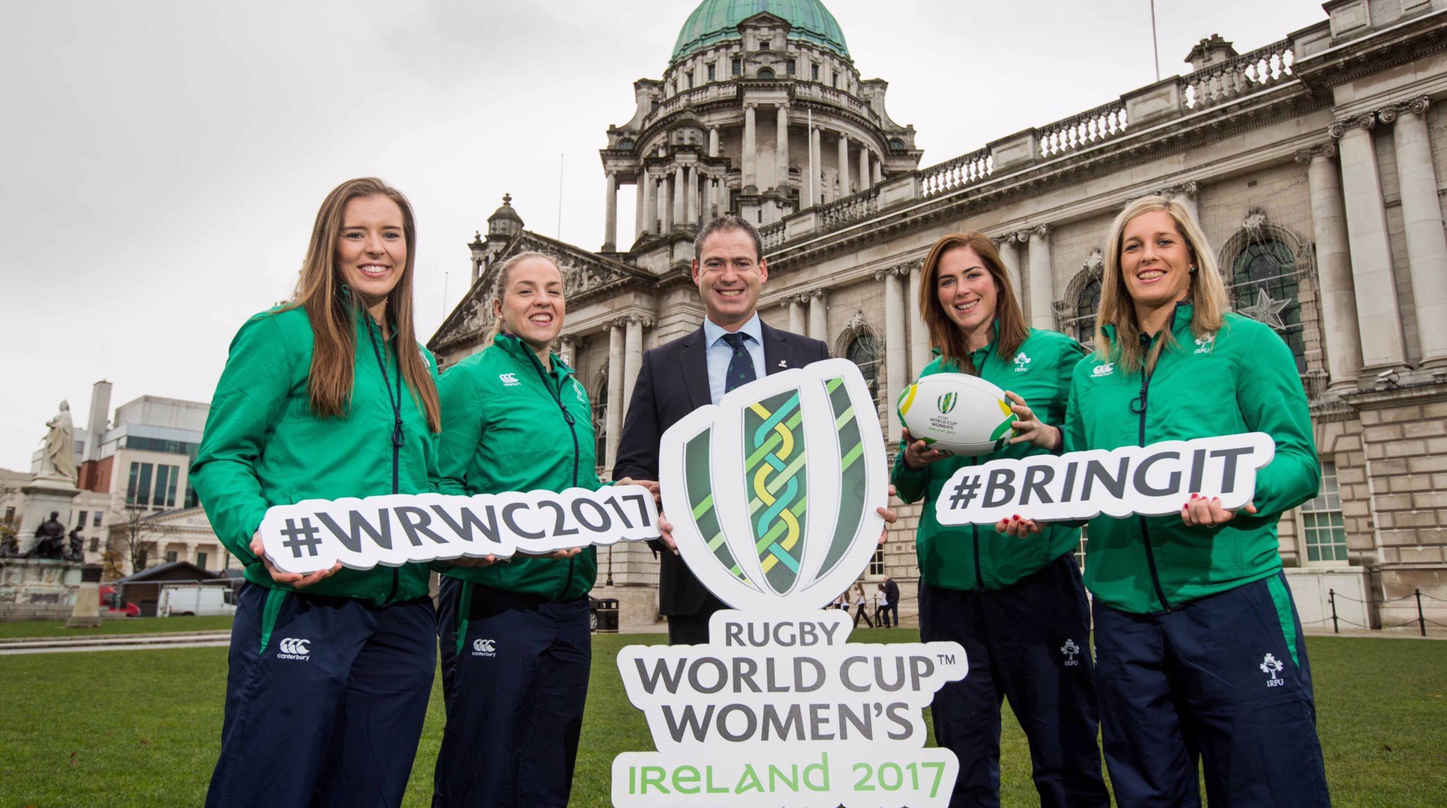 6748e44100c97 Ulster Rugby | Visiting Belfast for the Women's Rugby World Cup?
