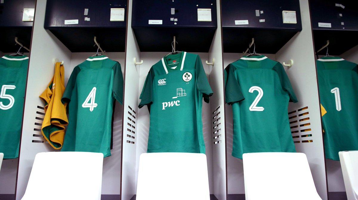 Ireland U20 Side Named for Scotland Test