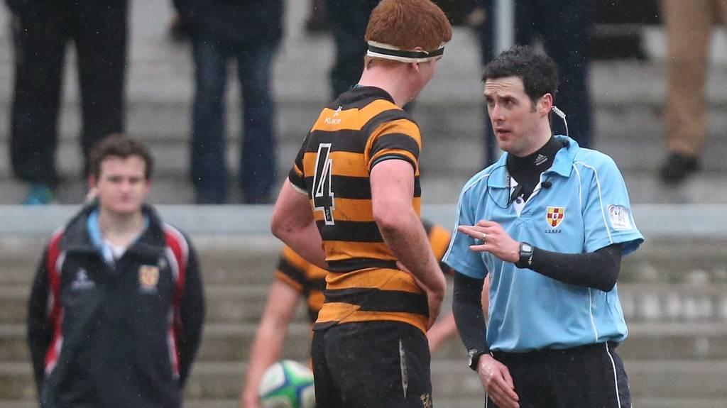 Become a referee