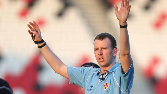 School Club Referee