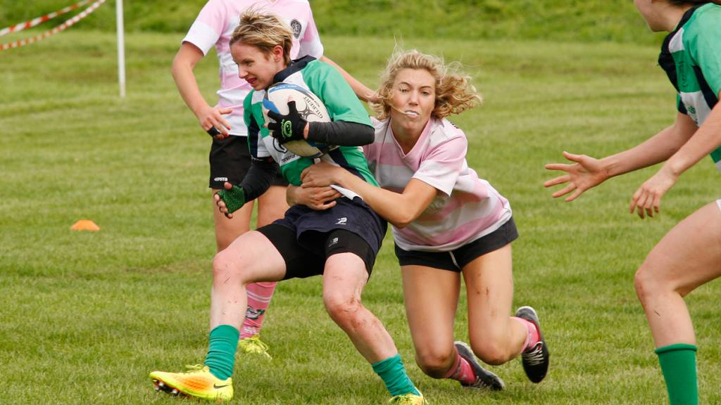 Introduction to Women and Girls' Rugby