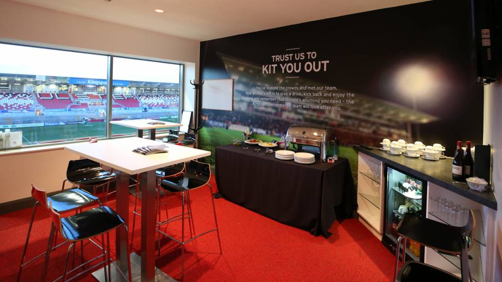 Corporate Hospitality Boxes