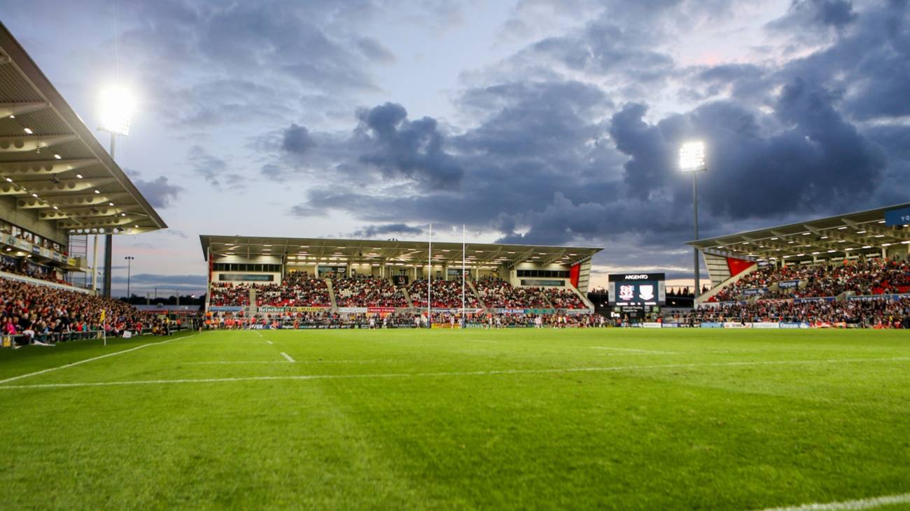 Ulster Rugby | Homepage