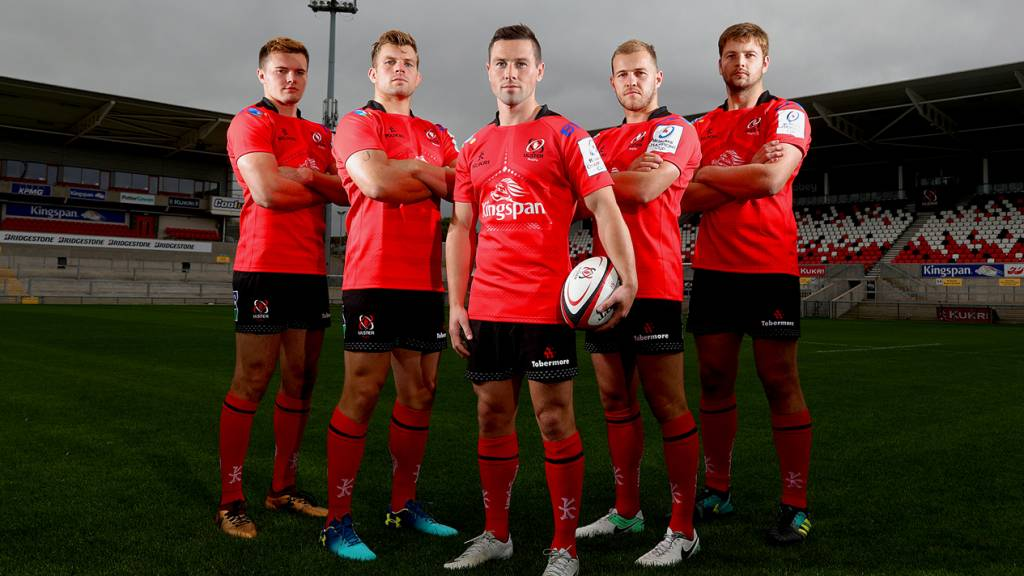 0c70bbc7270 Ulster Rugby | Kukri Sports and Ulster Rugby Launch the 2018/19 ...
