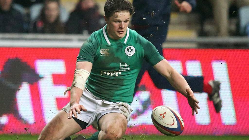 Kernohan primed for Ireland U20 duty